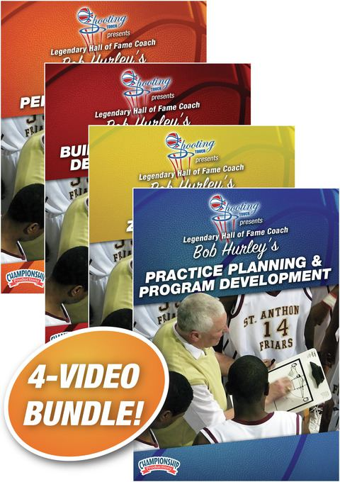 Bob hurley coaching high school basketball 4 pack basketball bob hurley coaching high school basketball 4 pack fandeluxe Choice Image