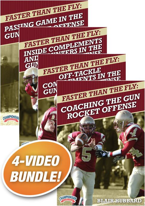 Faster Than the Fly - The Gun Rocket Offense Series