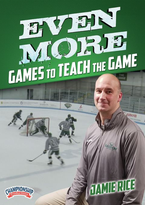 Even More Games To Teach The Game Hockey Championship Productions Inc