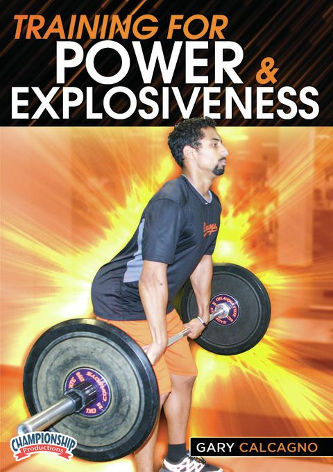 Training for Power and Explosiveness - Wrestling