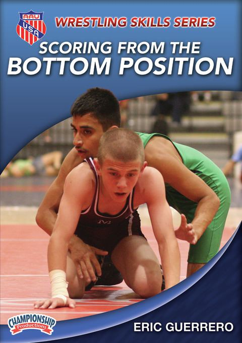 Wrestling bottom position